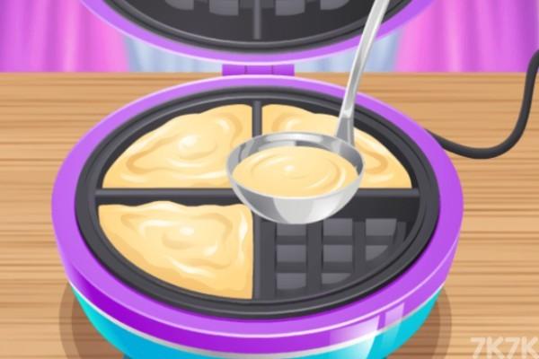 《奶油华夫饼》游戏画面4