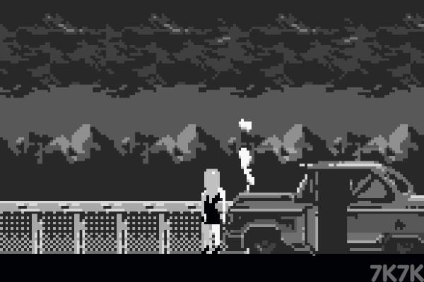 《痛苦根源》游戏画面1