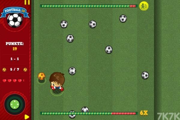 《超级足球小子》游戏画面2