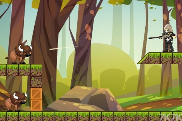 《森林猎人亨利》游戏画面3