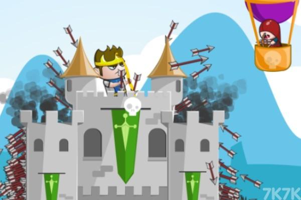 《塔防国王》游戏画面1