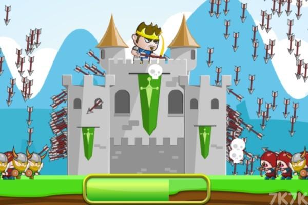 《塔防国王》游戏画面3