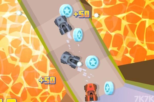 《火焰赛车》游戏画面1
