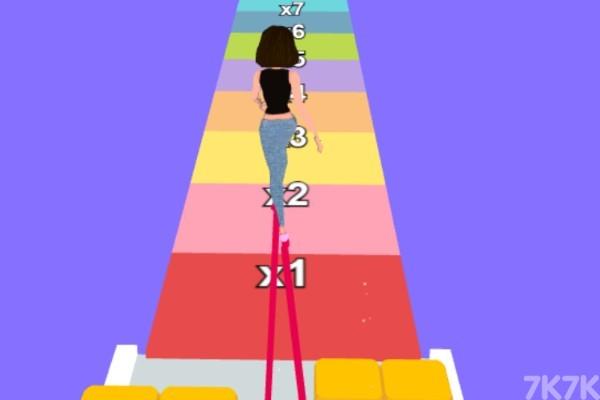 《高跟我最美3》游戏画面1