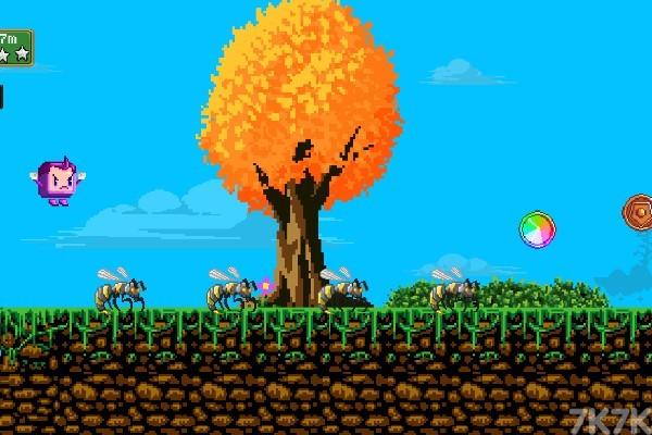 《坏小子跑酷》游戏画面2