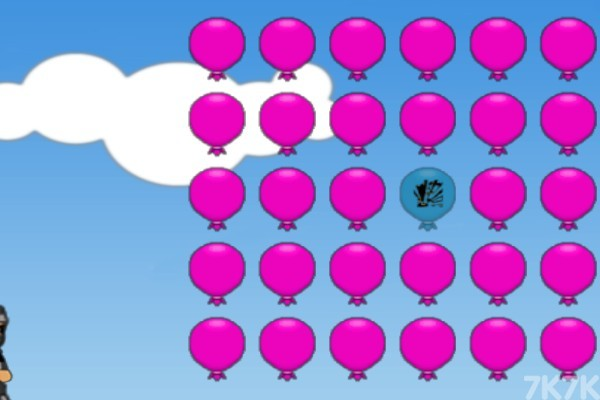 《忍者镖气球》游戏画面3