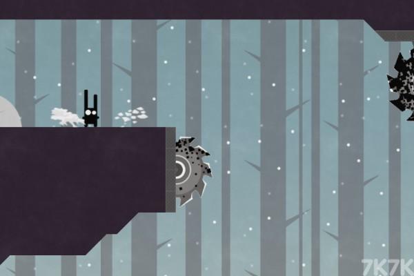 《奔跑的兔子》游戏画面1