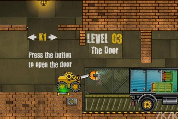 《卡车装载机H5》游戏画面2