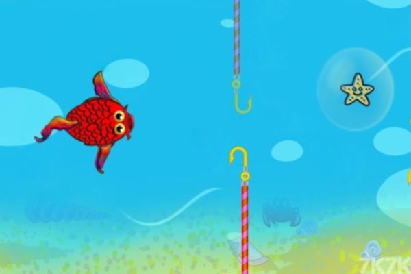 《鲤鱼大探险》游戏画面1