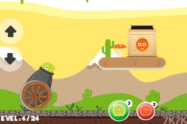 《怪物入箱》游戏画面3
