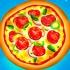 單手做披薩