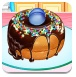 烹饪美味甜甜圈